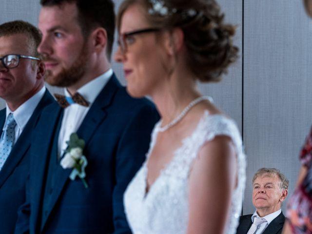 Le mariage de Xavier et Pauline à Schwindratzheim, Bas Rhin 22