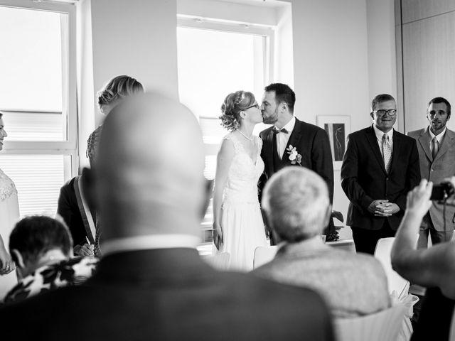Le mariage de Xavier et Pauline à Schwindratzheim, Bas Rhin 25