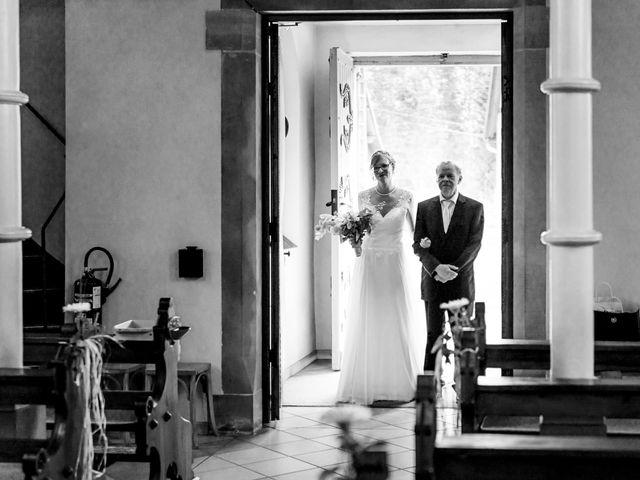 Le mariage de Xavier et Pauline à Schwindratzheim, Bas Rhin 33