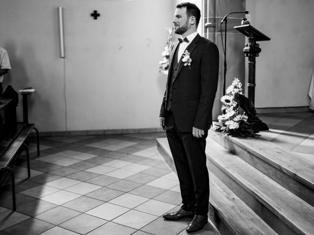 Le mariage de Xavier et Pauline à Schwindratzheim, Bas Rhin 34