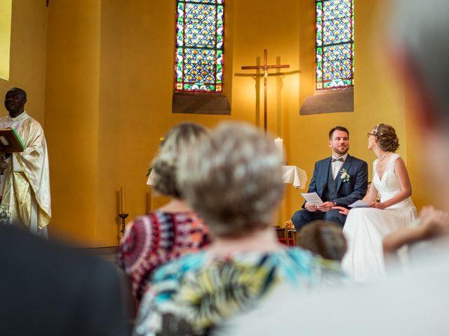 Le mariage de Xavier et Pauline à Schwindratzheim, Bas Rhin 36