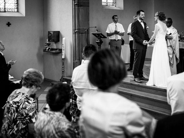 Le mariage de Xavier et Pauline à Schwindratzheim, Bas Rhin 46