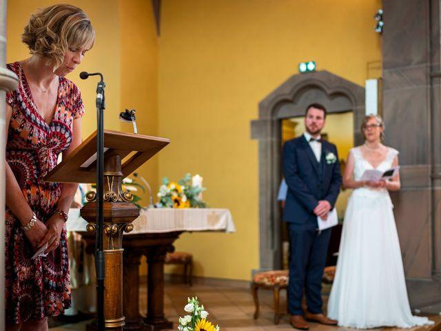 Le mariage de Xavier et Pauline à Schwindratzheim, Bas Rhin 47
