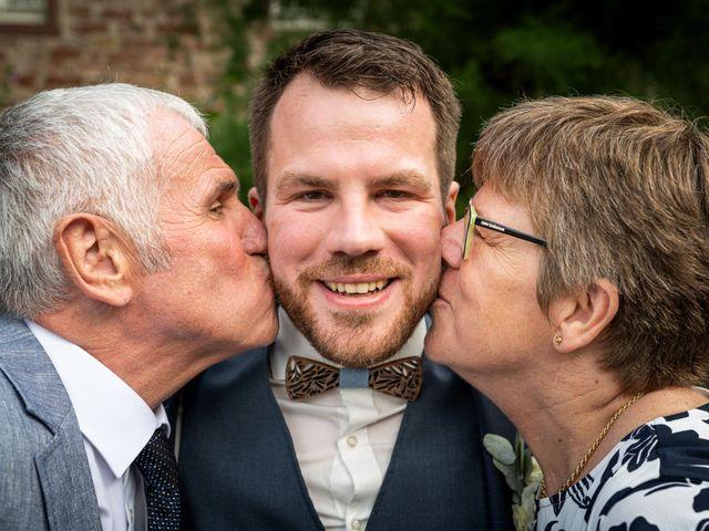 Le mariage de Xavier et Pauline à Schwindratzheim, Bas Rhin 56