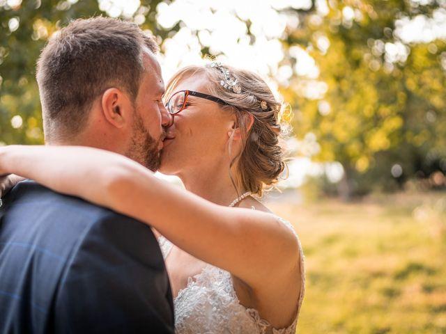 Le mariage de Pauline et Xavier