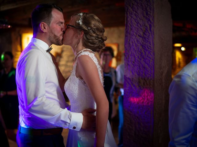 Le mariage de Xavier et Pauline à Schwindratzheim, Bas Rhin 74