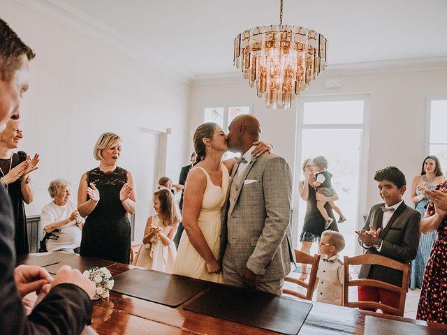 Le mariage de Fabrice et Aurélia à Saintes, Charente Maritime 3