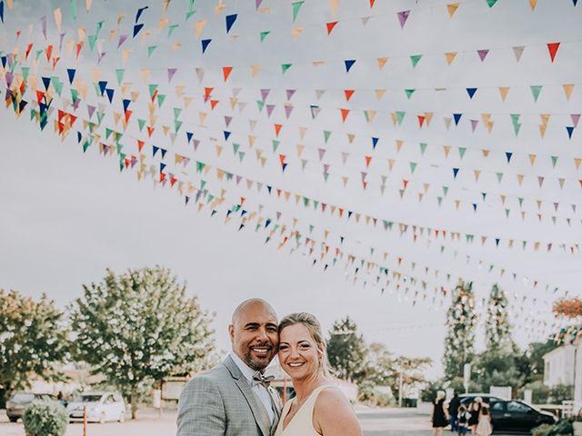 Le mariage de Fabrice et Aurélia à Saintes, Charente Maritime 4