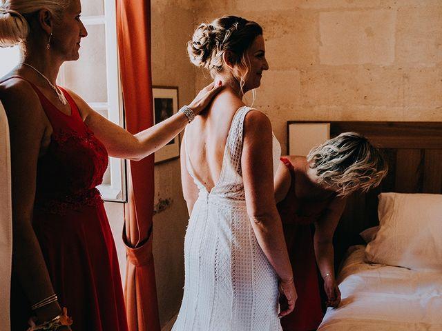 Le mariage de Fabrice et Aurélia à Saintes, Charente Maritime 12