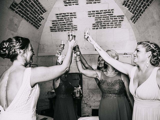 Le mariage de Fabrice et Aurélia à Saintes, Charente Maritime 14
