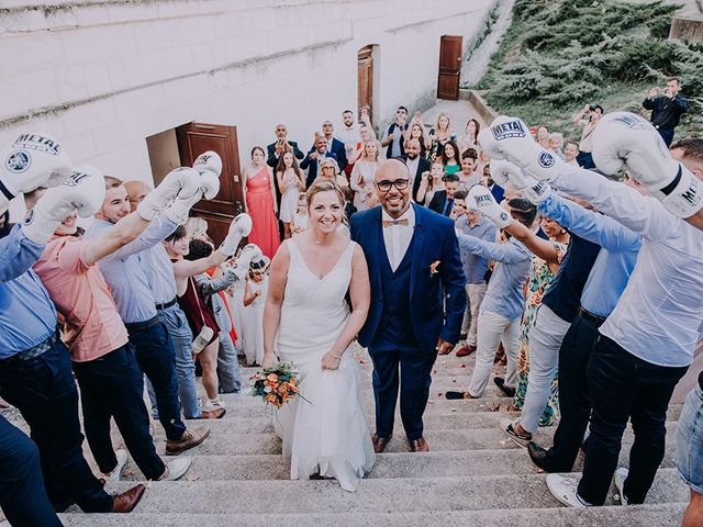 Le mariage de Fabrice et Aurélia à Saintes, Charente Maritime 24