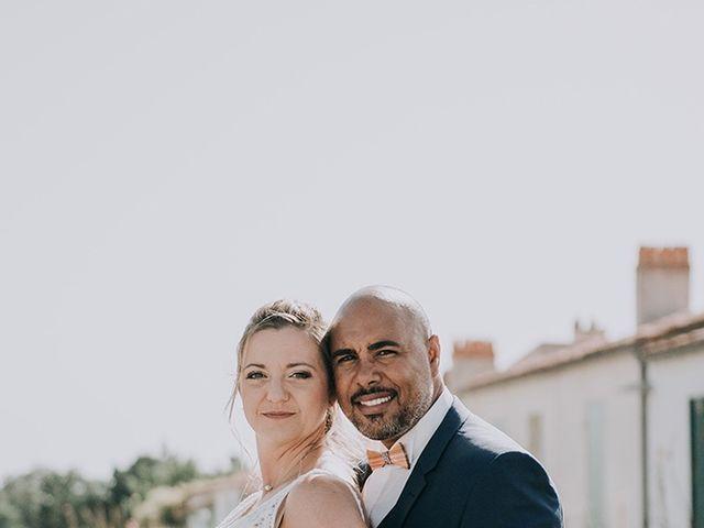 Le mariage de Fabrice et Aurélia à Saintes, Charente Maritime 35