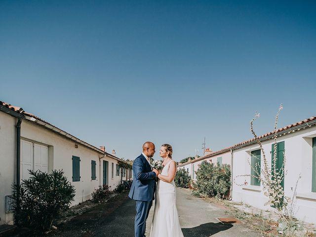 Le mariage de Fabrice et Aurélia à Saintes, Charente Maritime 1