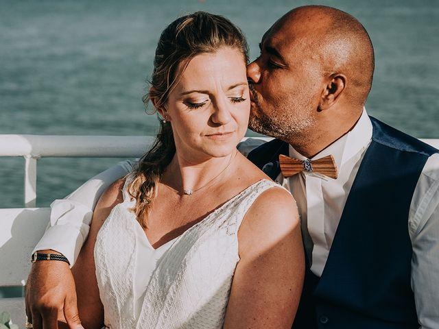 Le mariage de Fabrice et Aurélia à Saintes, Charente Maritime 43