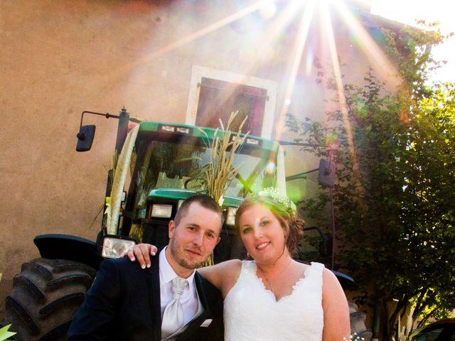 Le mariage de Clément et Clémence à Sanry-lès-Vigy, Moselle 24