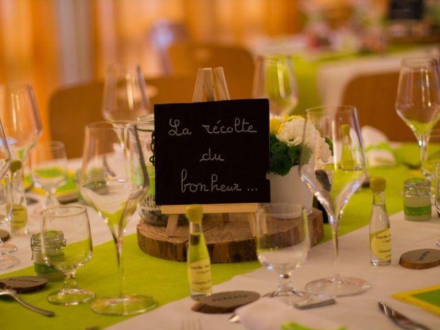 Le mariage de Clément et Clémence à Sanry-lès-Vigy, Moselle 32