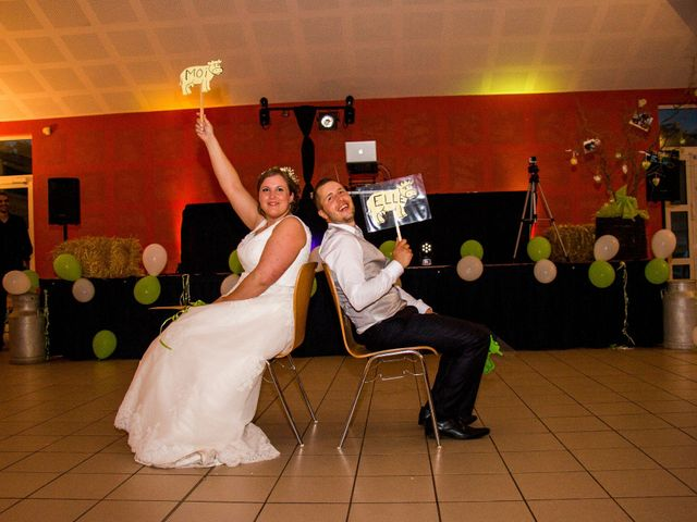 Le mariage de Clément et Clémence à Sanry-lès-Vigy, Moselle 35