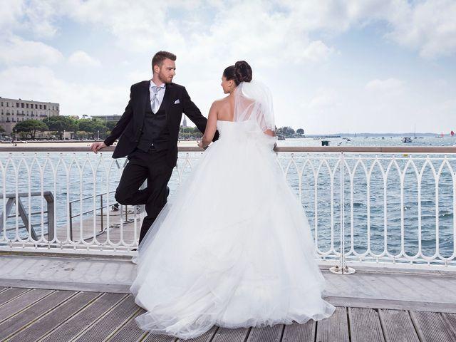 Le mariage de Jérémy et Charlène à Pessac, Gironde 62