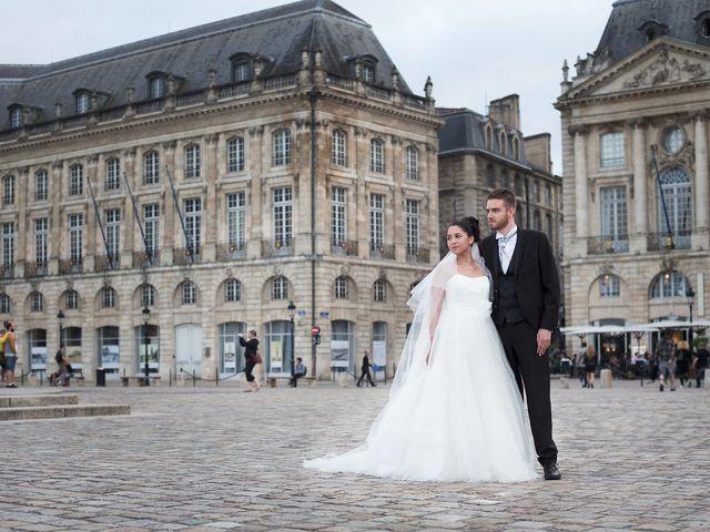 Le mariage de Jérémy et Charlène à Pessac, Gironde 65