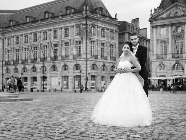 Le mariage de Jérémy et Charlène à Pessac, Gironde 66