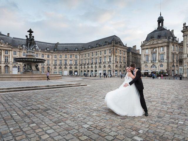 Le mariage de Jérémy et Charlène à Pessac, Gironde 67