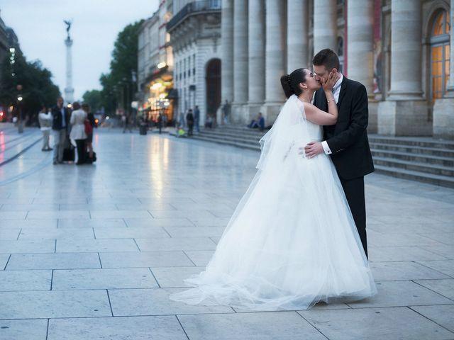 Le mariage de Jérémy et Charlène à Pessac, Gironde 69