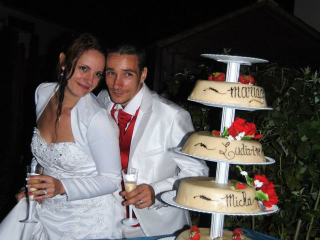 Le mariage de Ludivine et Mickaël à Champagne-sur-Oise, Val-d'Oise 17