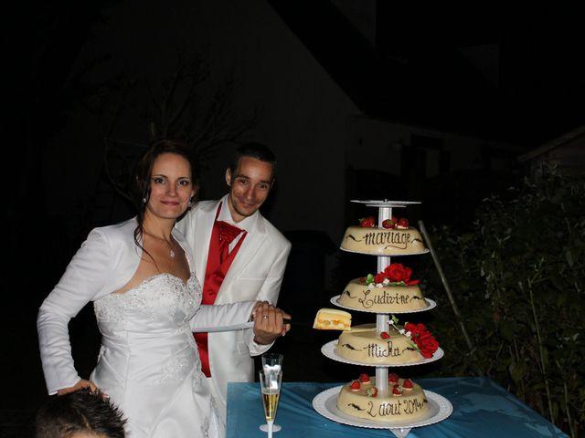 Le mariage de Ludivine et Mickaël à Champagne-sur-Oise, Val-d'Oise 19