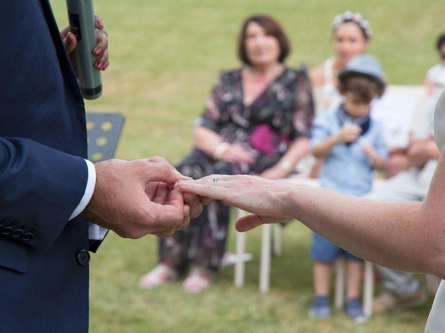 Le mariage de Morgan et Marjorie à Mirabel-et-Blacons, Drôme 17