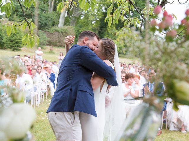 Le mariage de Morgan et Marjorie à Mirabel-et-Blacons, Drôme 18