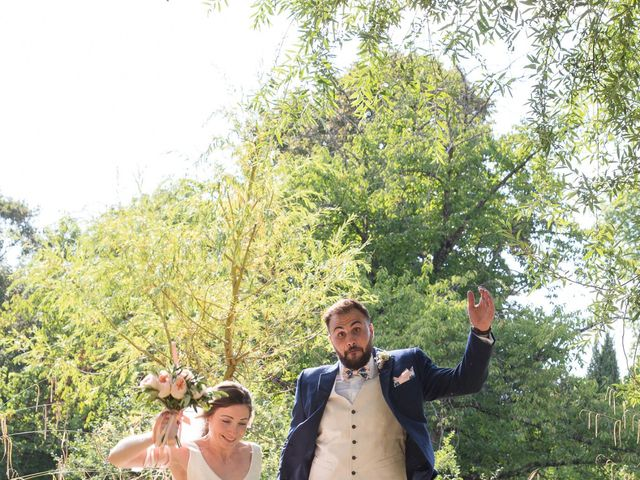Le mariage de Morgan et Marjorie à Mirabel-et-Blacons, Drôme 22