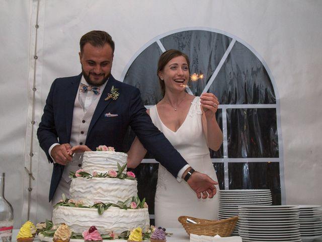 Le mariage de Morgan et Marjorie à Mirabel-et-Blacons, Drôme 36