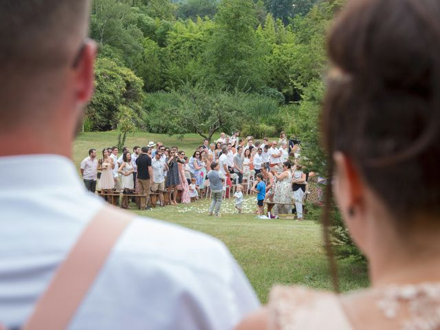 Le mariage de Morgan et Marjorie à Mirabel-et-Blacons, Drôme 40