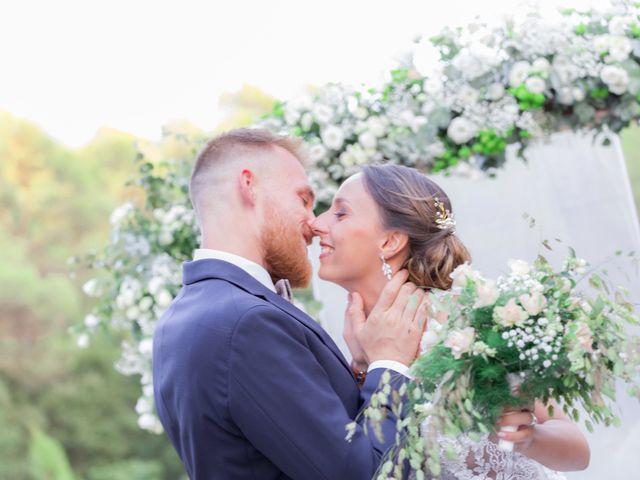 Le mariage de Ludwig et Cindy à Entrecasteaux, Var 16