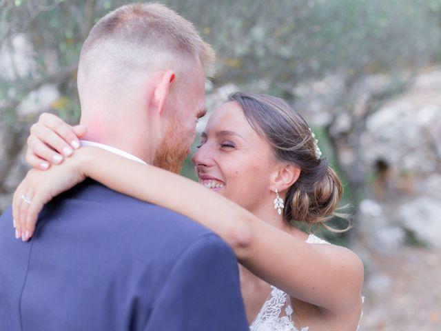 Le mariage de Ludwig et Cindy à Entrecasteaux, Var 36