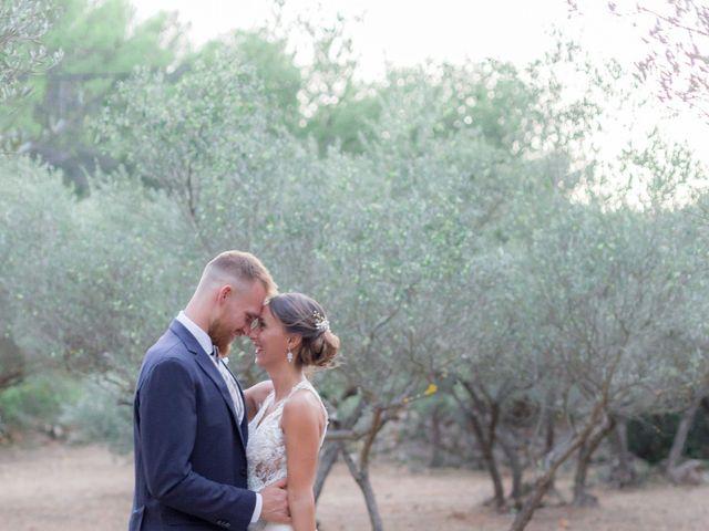 Le mariage de Ludwig et Cindy à Entrecasteaux, Var 37