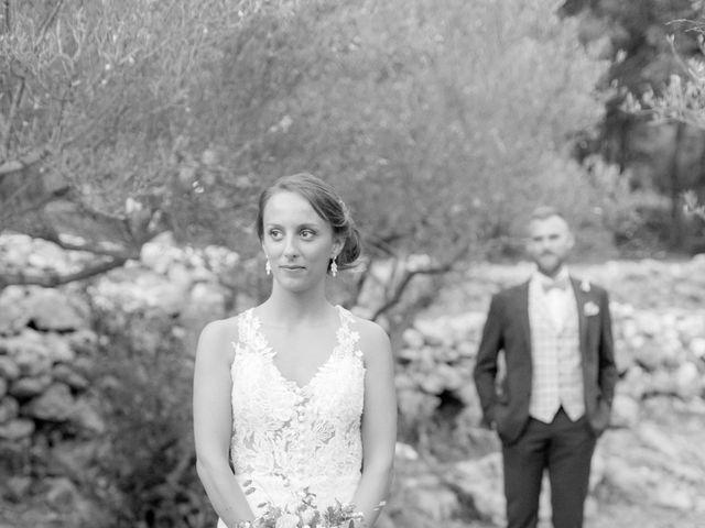 Le mariage de Ludwig et Cindy à Entrecasteaux, Var 40