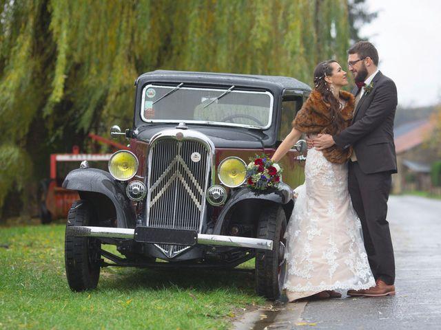 Le mariage de Romain et Marine à Charleville-Mézières, Ardennes 9