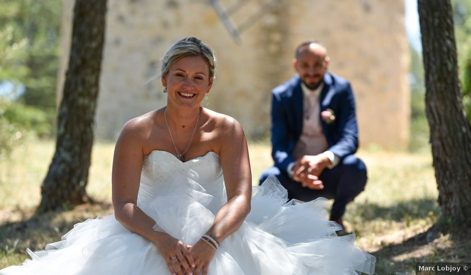 Le mariage de Christophe et Pauline à Pont-Saint-Esprit, Gard