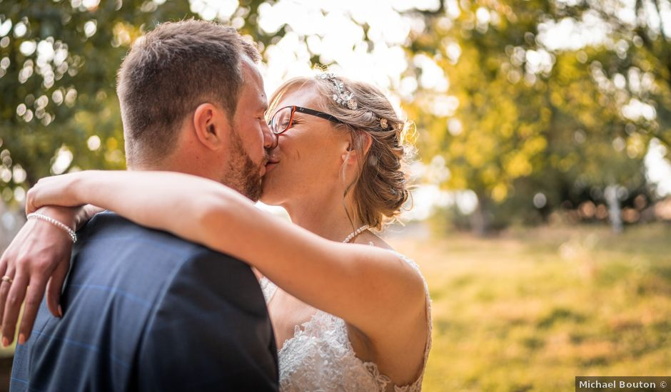 Le mariage de Xavier et Pauline à Schwindratzheim, Bas Rhin