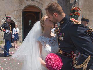 Le mariage de Eléonore et Mickael 1