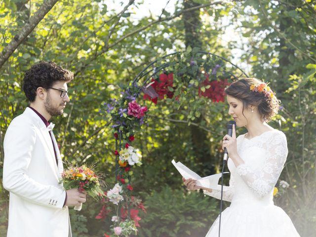 Le mariage de Thimothée et Tania à Saint-Cyr-des-Gâts, Vendée 9