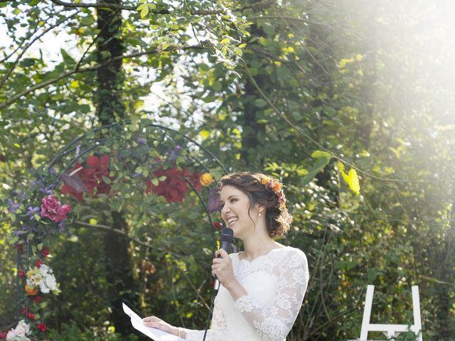 Le mariage de Thimothée et Tania à Saint-Cyr-des-Gâts, Vendée 11