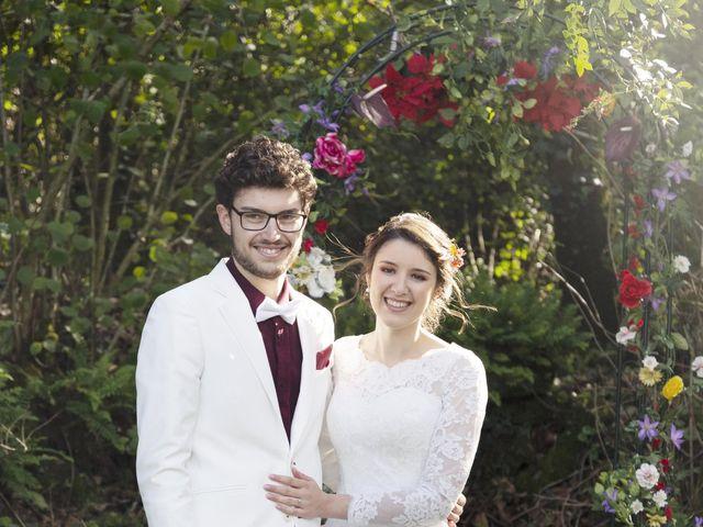 Le mariage de Thimothée et Tania à Saint-Cyr-des-Gâts, Vendée 15