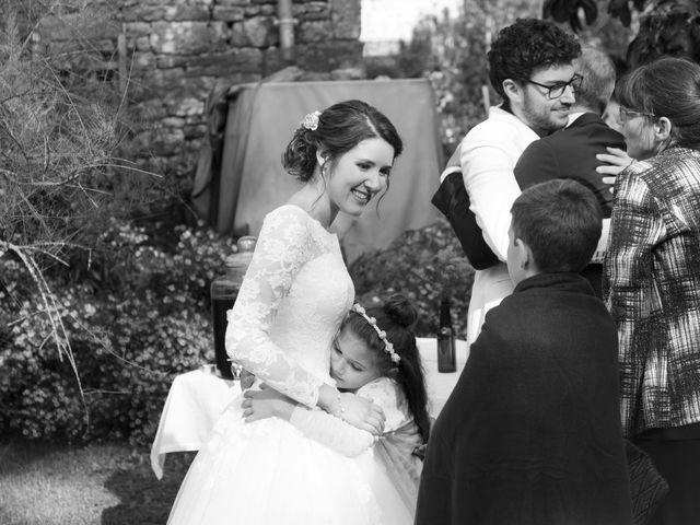 Le mariage de Thimothée et Tania à Saint-Cyr-des-Gâts, Vendée 18