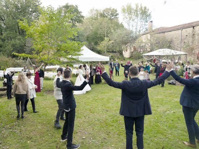 Le mariage de Thimothée et Tania à Saint-Cyr-des-Gâts, Vendée 20