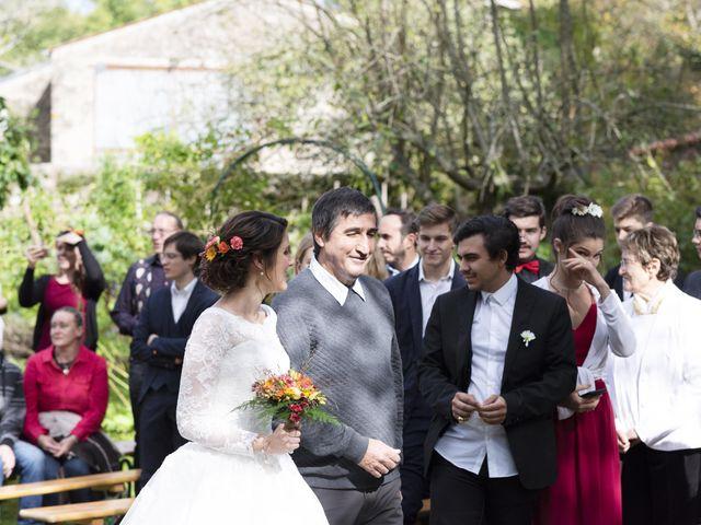 Le mariage de Thimothée et Tania à Saint-Cyr-des-Gâts, Vendée 5