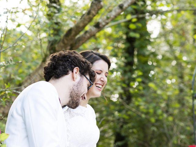 Le mariage de Thimothée et Tania à Saint-Cyr-des-Gâts, Vendée 1