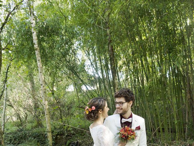 Le mariage de Thimothée et Tania à Saint-Cyr-des-Gâts, Vendée 2
