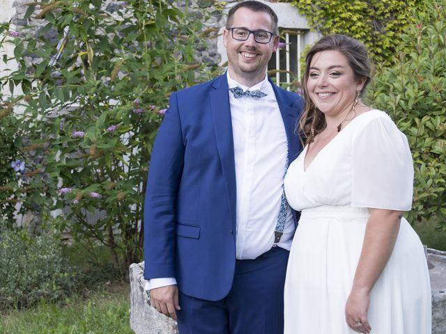 Le mariage de Erwan et Anna à Lussas, Ardèche 7